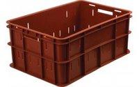 Пластиковый ящик 600х400х260