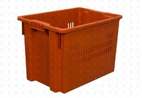 Ящик универсальный, сплошное дно, стенки перфорированные