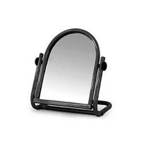 Зеркало настольное 295х220х310 рама - чёрная