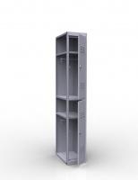 Шкаф ШР-12 L400 (доп. секция)