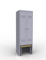 Шкаф ШР-22 L600 ВСК