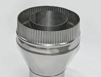 Стартовый переходник Ф130/200 (н/ж 430 0,5 мм)